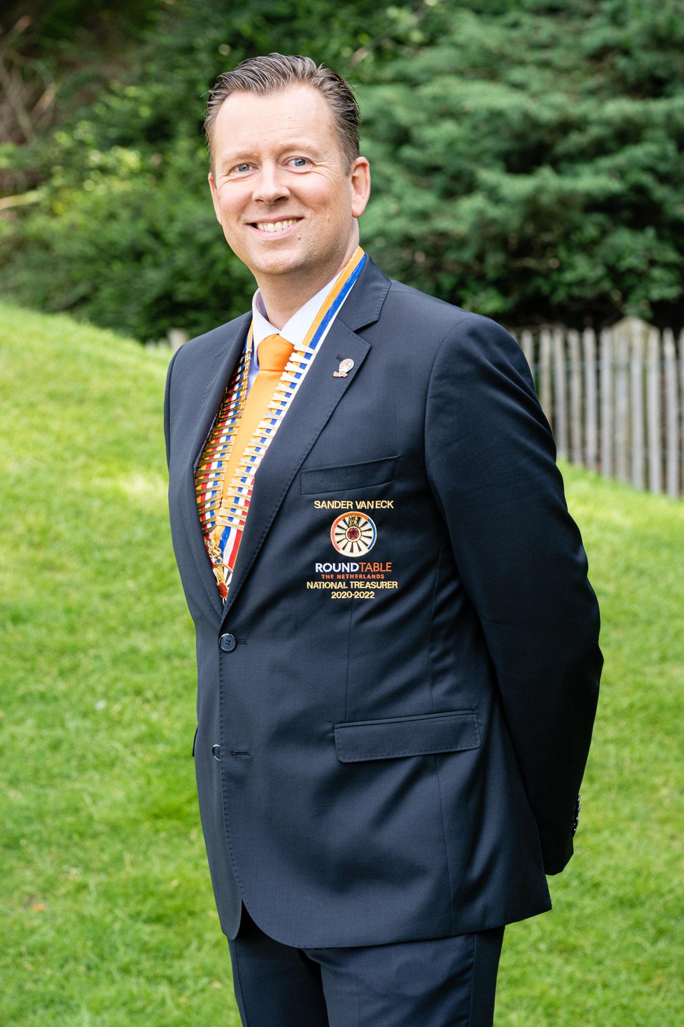 Sander van Eck